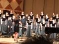 Clark Intermediate School Sotto Voce  2015- Choral Arts Festival in San Luis Obispo