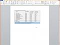 Tutorial - MS Word 1