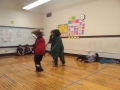 5th Grade Contemporary Dance About Zombies