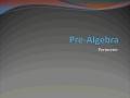 Pre-Algebra: 3.02 Perimeter