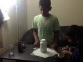 How to Make Foam - A Science Experiment