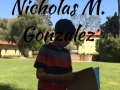 NICHOLAS GONZALEZ SAN FERNANDO MISSION ASSIGNMENT