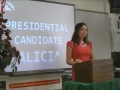 Alicia Hart Presidential Speech