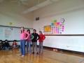 5th grade creates their own dance