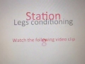 Station 8 - Lunges