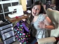 Caitlyn's How to Make a Purse Video