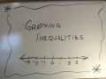 11.4 Lesson 1 - Graphing Inequalities