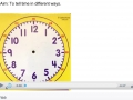 Second Grade - Lesson 7.10  Telling Time in Different Ways