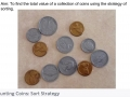 Second Grade - Lesson 7.3 Finding the Value of Coins by Sorting