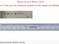 Second Grade - Lesson 9.1 Measuring to the Nearest Centimeter (Metric System)