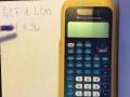 Calculator Video: GCF + LCM