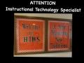 Rabb Instructional Technology Specialist Job Description