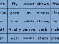 Estes Elementary Sight Words 501-525