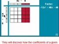 Factoring Trinomials [Math Nspired Preview Video]