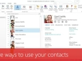 More Ways to Use Your Contacts