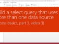 Build queries that use more than one data source
