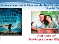 Saving Lucas Biggs Author Interview