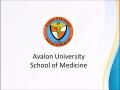 Avalon University School of Medicine   A Caribbean Medical School