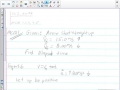 AP Physics 1 Ch2 HW#3 Solutions