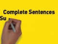 Subject and Predicate Grammar Song