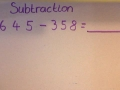 Maths with Mr Anderson - Subtraction