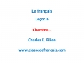French Survival Kit - Lesson 6 - room reservation