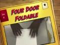 Four Door Foldable Tutorial