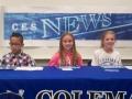 Coleman Elementary Sept 11 News