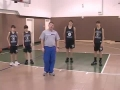 Youth Basketball Stretching: Groin and Hamstrings