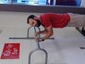 Flex-Arm Hang (Pull-up Bar)