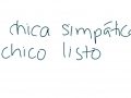 Writing Sentences in Spanish.