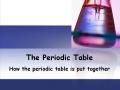 Periodic Table Video
