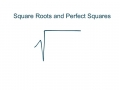 Square Roots and Perfect Squares