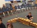 """15-16 Ms. Milton's 1st grade class """"Five Little Leaves"""" by Lynn Kleiner"""