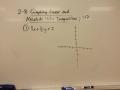 HLWW Algebra 2: lesson 2.8.1