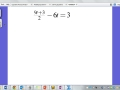Solving MultiStep Equations w