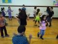 2nd grade Monster Dance