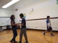 5th grade, salsa, dance, IAMS