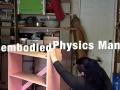 Disembodied Physics Man - Newton's 2nd Law