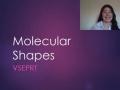 8. Molecular Shapes