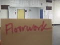 Floor work