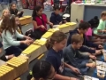 "15-16 Ms. Mickel's (Ms. Hubner) 4th grade class ""Up, Up, Down"" by Zentz"