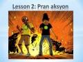 Lesson 2 Summary - Creole - Super ELL