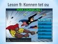 Lesson 9 Summary - Creole - Super ELL