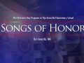 Songs of Honor | Ojo Amarillo Elementary School's Veterans Day Program | CCSD | Ojo Amarillo, NM