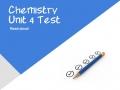 Unit 4 Test Read Aloud