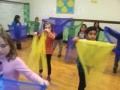 2nd grade, IAMS, spontaneous and planned, latin alphabet dance