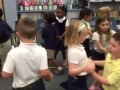"""15-16 Ms. Shepherd's kindergarten class """"Ho, Ho, Ho"""""""
