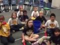 "15-16 Ms. Milton's 1st grade class ""If you're happy"" arr. by Judah Lauder"