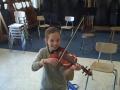 Ode to Joy on viola byThea Kenna